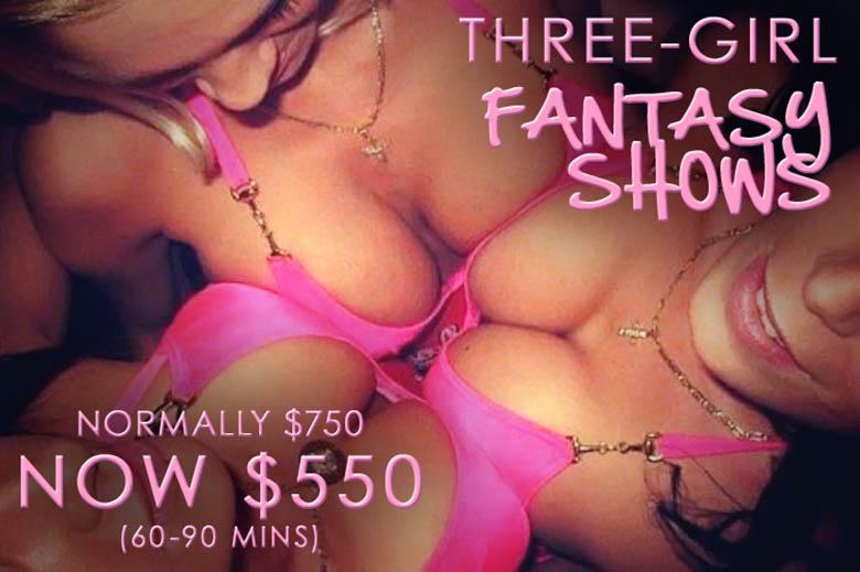3 girl stripper show